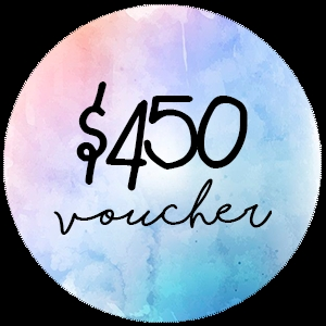 Gift Voucher Bliss Package 4 hrs 15 mins $450